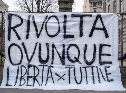 Milano- 14-18 marzo, dal carcere dalla città
