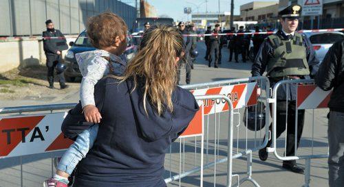 Foggia: Testimonianze dei pestaggi dopo la rivolta