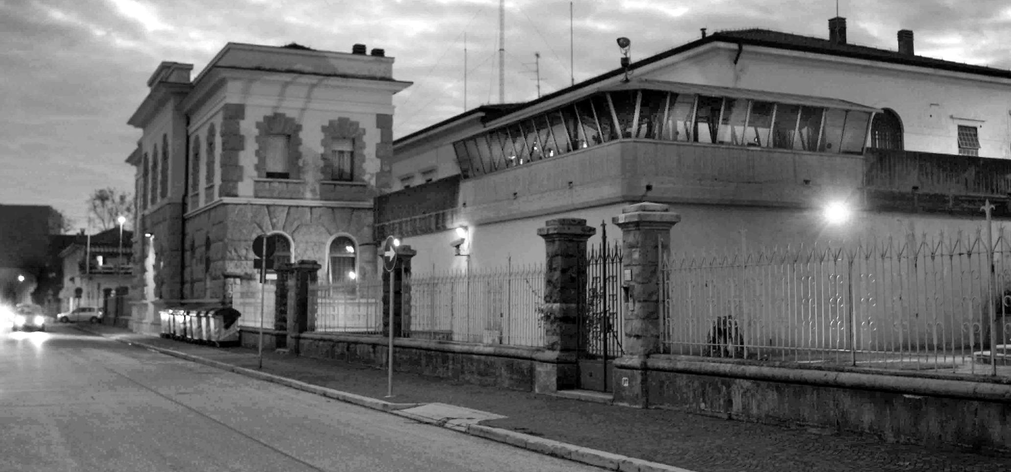 Comunicato da Udine sul decesso di un prigioniero al carcere di via Spalato