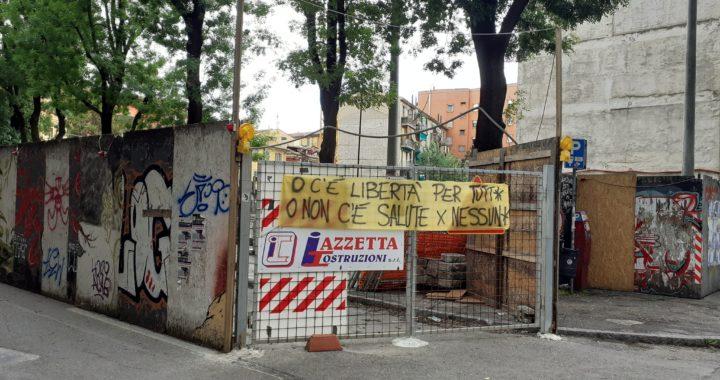 Bologna: Vigilia del 1° Maggio