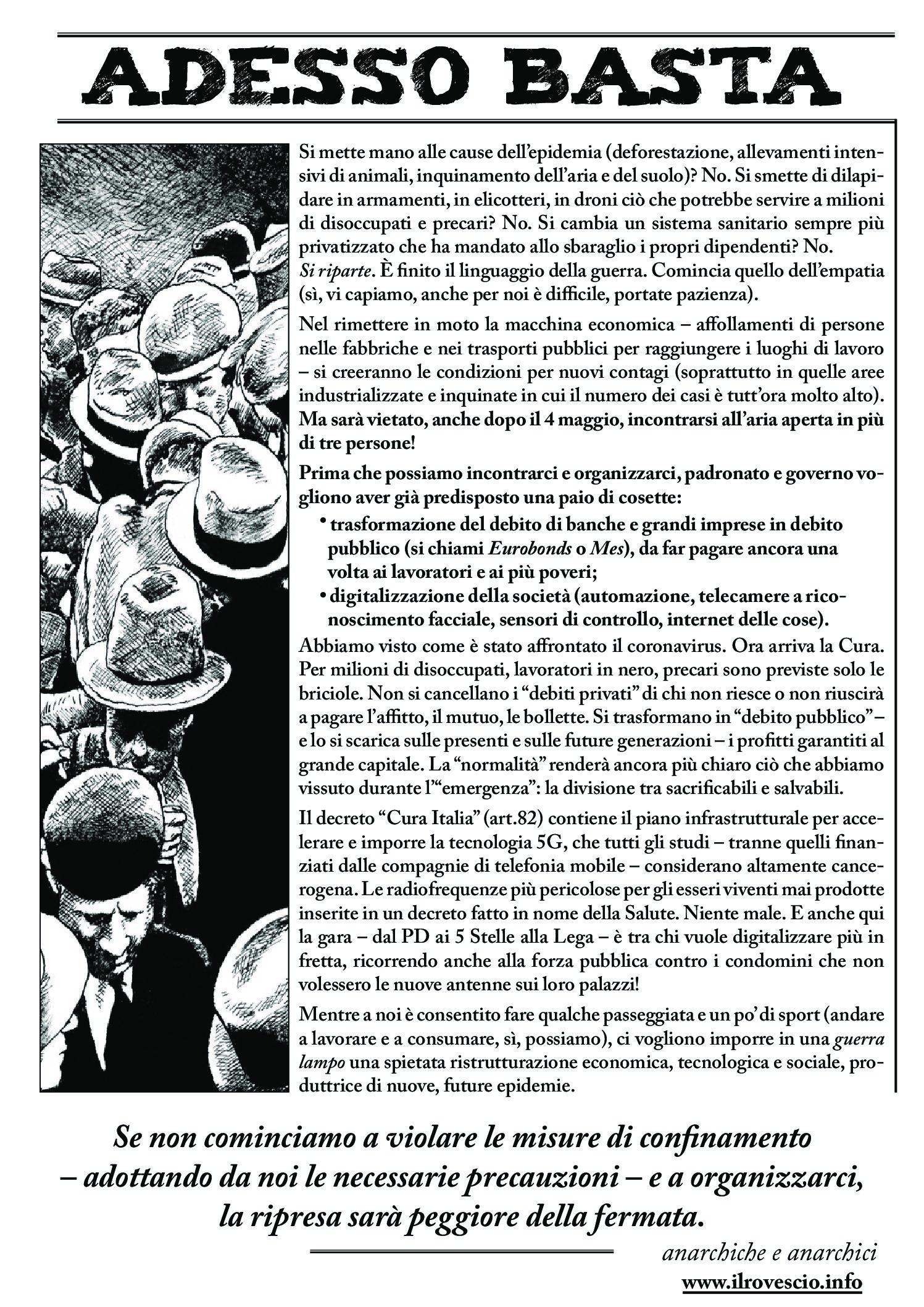 1° maggio a Rovereto