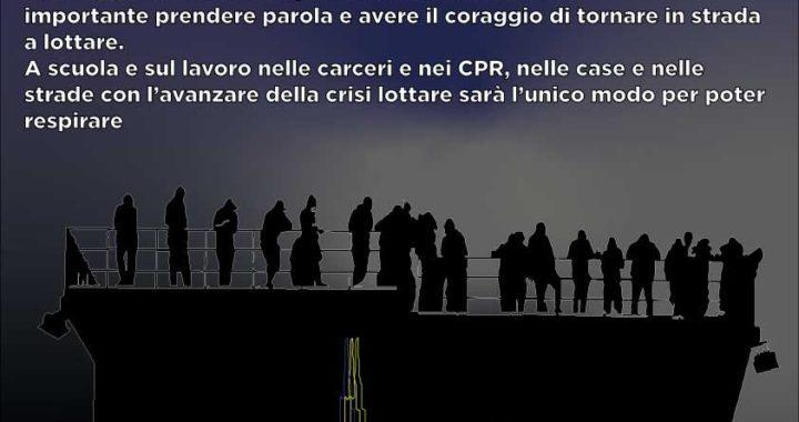 Milano: Presidio il 13 e corteo il 20 giugno