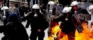 Grecia: nuovo progetto di legge per contrastare le proteste in strada