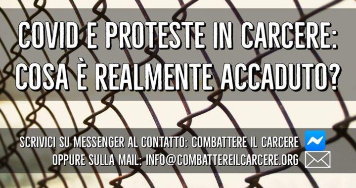 Covid e proteste in carcere: Cosa è realmente accaduto?