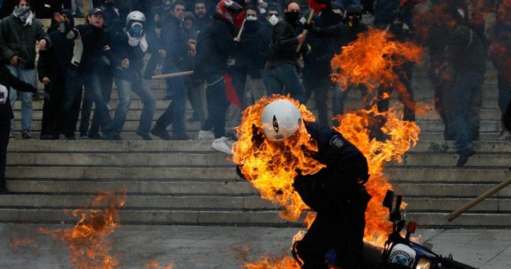 Storie di repressione ed antiterrorismo ellenico