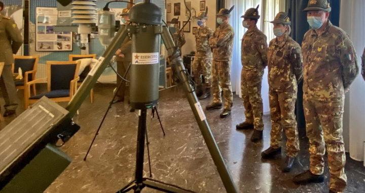 Ancora collaborazioni fra l'Esercito e l'Università di Trento
