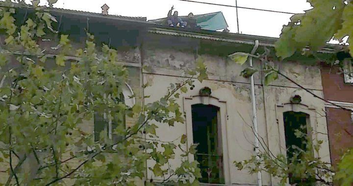 Milano: Sgombero del Galipettes Occupato