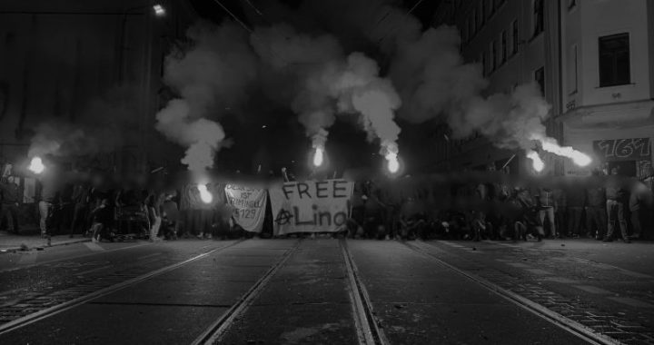 Lipsia (Germania): Attaccare la repressione. Solidarietà incondizionata a Lina