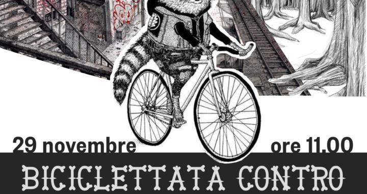 Roma: Biciclettata contro le frontiere e galere il 29/11