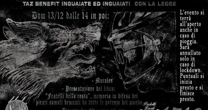 Milano: Taz benefit inguaiati ed inguaiate con la legge