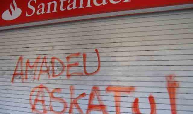 Amadeu Casellas è stato recentemente scarcerato