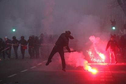 Ancora devastazione e saccheggio. Solidarietà a chi si è ribellato il 24 gennaio del 2015 a Cremona