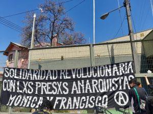 Aggiornamento sulla situazione Mónica Caballero e Francisco Solar (Cile, gennaio 2021)