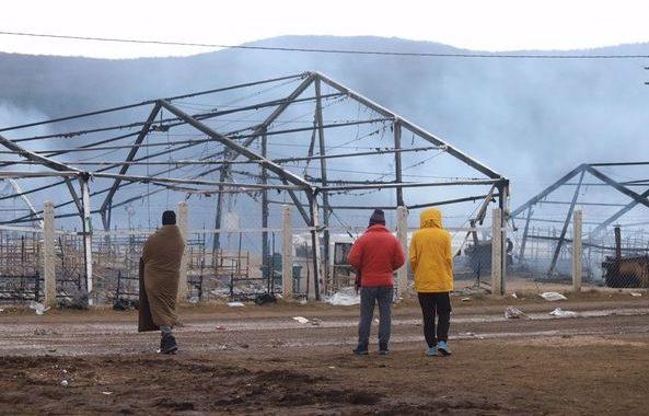 Tra le fiamme e il ghiaccio: la catastrofe premeditata del campo di Lipa in Bosnia