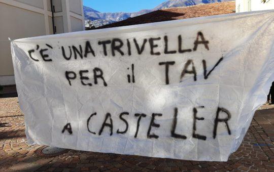 Trivelle del Tav in Trentino, riparte la mobilitazione+Manifesto camminata del 17.01