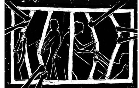 Sui presidi sotto il carcere di Reggio Emilia e Piacenza del 7 febbraio