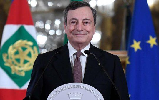 La Grande Transizione (sul governo Draghi)