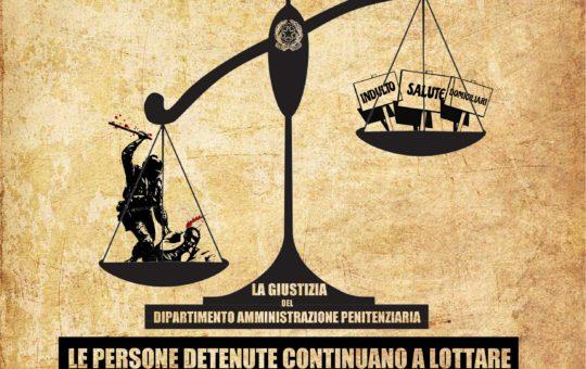 Roma: Presidio al DAP il 18.02+Audio