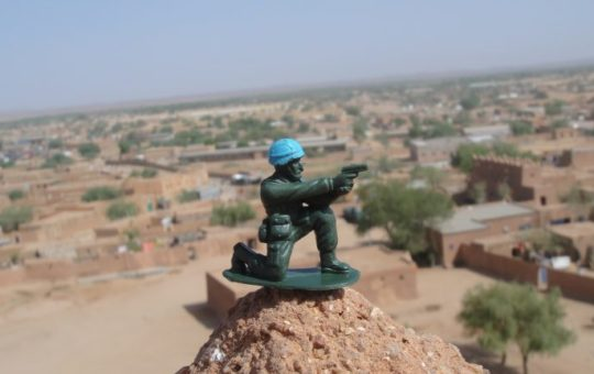 Ambizioni nel deserto. Il Sahel come paradigma