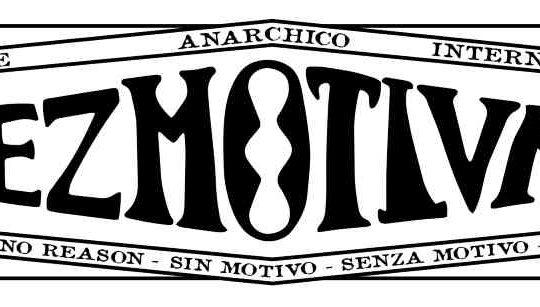 """Nasce il quindicinale """"Bezmotivny"""". Giornale anarchico internazionalista"""