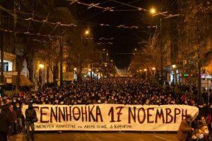Un mare di persone inonda il centro di Atene in solidarietà con Dimitris Koufondinas in sciopero della fame da 53 giorni AGGIORNATO