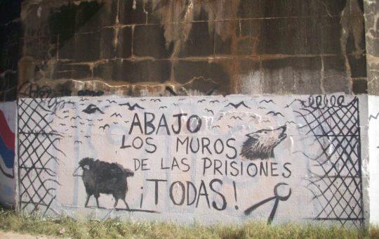 Cile: Prigionieri in sciopero della fame contro la situazione detentiva