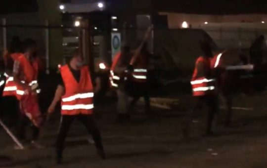 Aggressione armata alla FedEx-Zampieri di Tavazzano: un lavoratore del SI Cobas in fin di vita!