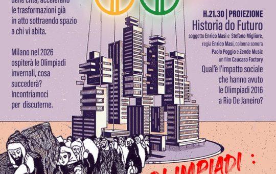 Milano: Grandi eventi e sottrazione degli spazi vitali