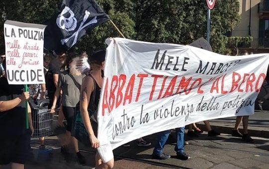 Milano: Resoconto del corteo dell'11 Luglio e invito ad un'assemblea