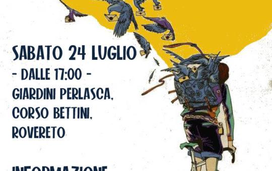 Rovereto: Iniziativa su Matteo Tenni ucciso dai carabinieri ad Ala