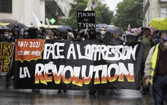 Francia: L'impasse sanitario