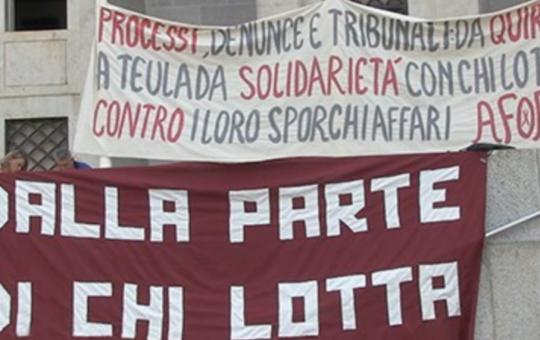Cagliari: Comunicato udienza operazione Lince del 14/9/2021