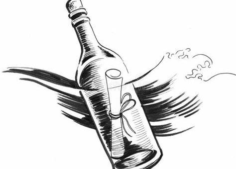 Trentino: Messaggio nella bottiglia