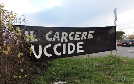 Udine: Perquisizione ad una compagna per un volantino riguardo l'area sanitaria del carcere di Udine