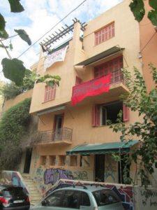 Grecia: Solidarietà con i quattro compagni imputati per lo sgombero di Gare